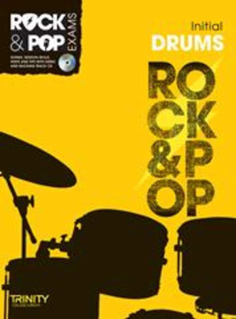 Trinity College Rock & Pop drums exams image